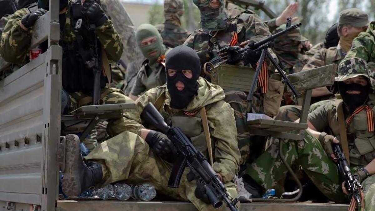 Сколько оккупантов ликвидировали силы ВСУ на Донбассе за март