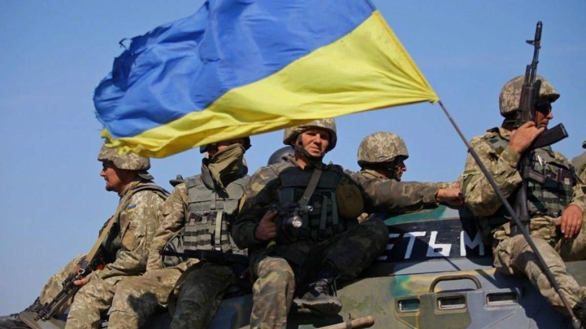 Як українські військові давали відсіч ворогу у липні 2014 року