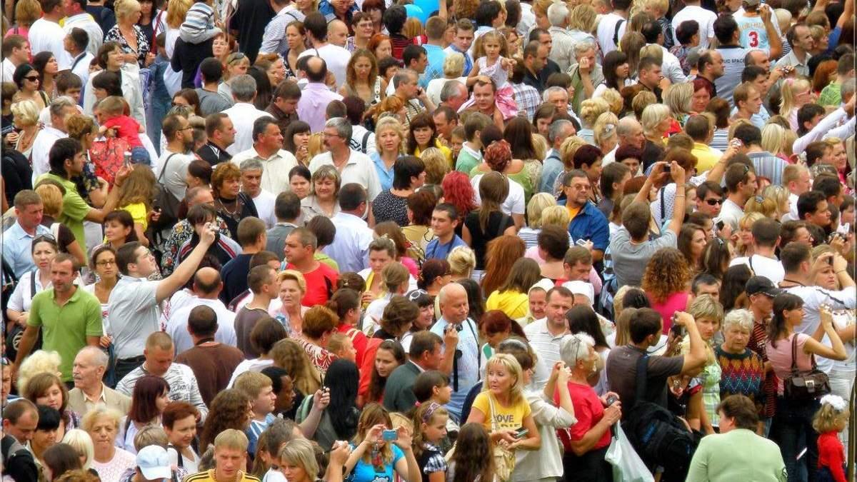 Населення Землі продовжує стрімко зростати