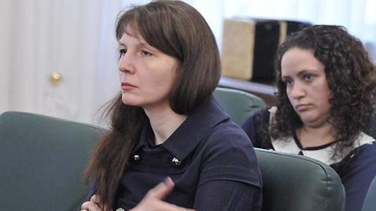 Вища рада правосуддя звільнила суддю Людмилу Кізюн
