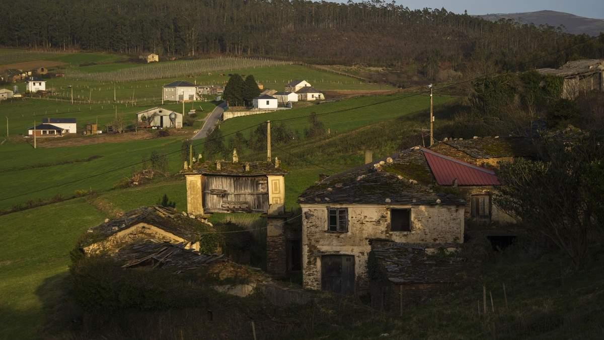 Іноземці скуповують покинуті села в Іспанії