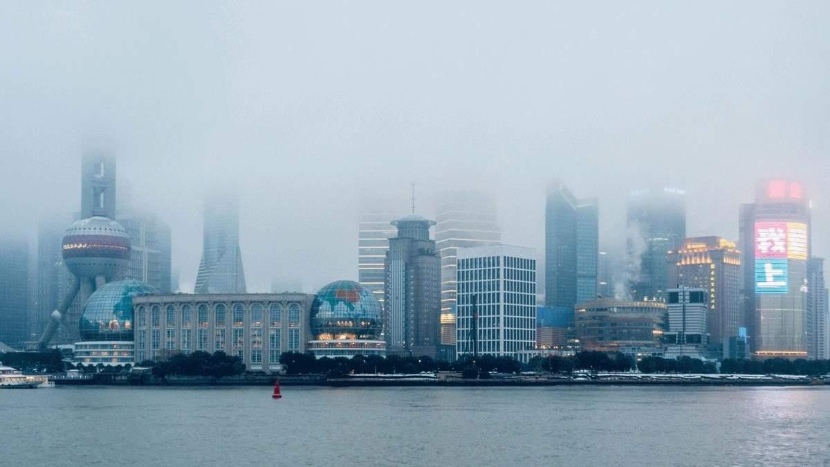 Смог у китайських містах
