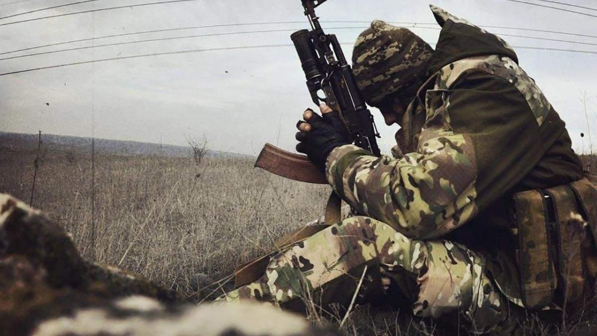 На Донбасі загинули двоє українських воїнів