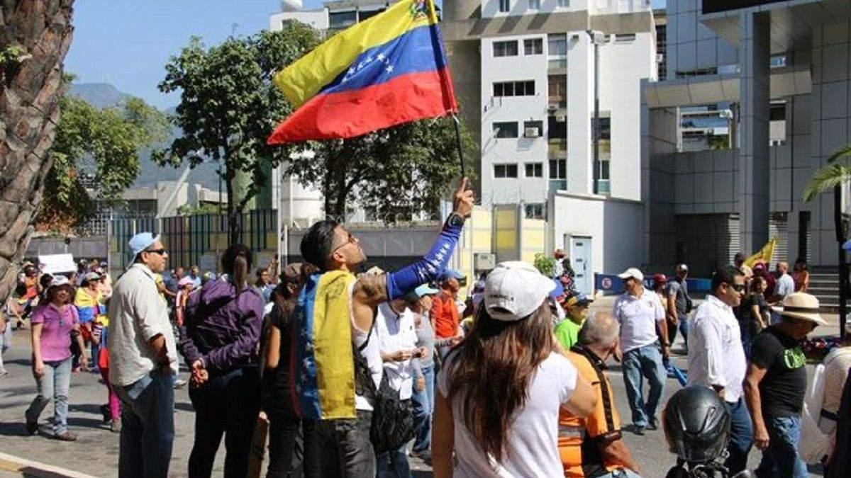 В країні тривають протести проти відключення електроенергії