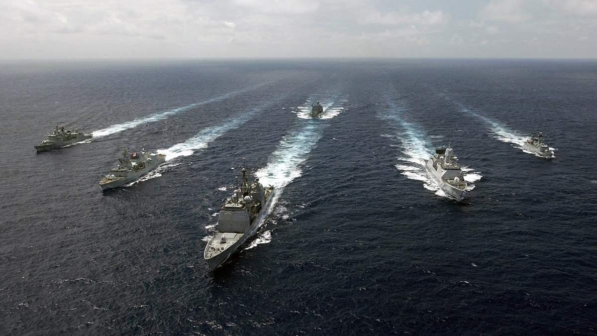 США готовы защищать Черное море от сюрпризов России