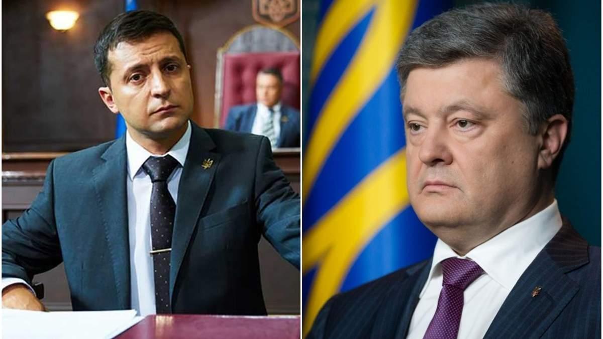 Зеленский вызвал Порошенко на дебаты - видео заявления Зеленского