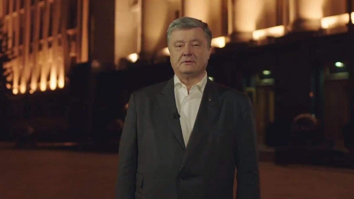 Ответ Порошенко Зеленскому – видео – Стадион, так стадион