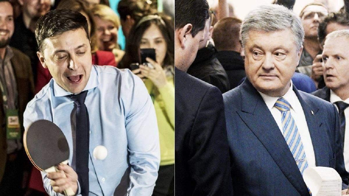 Дебати Зеленського і Порошенка – це The Show Must Go On