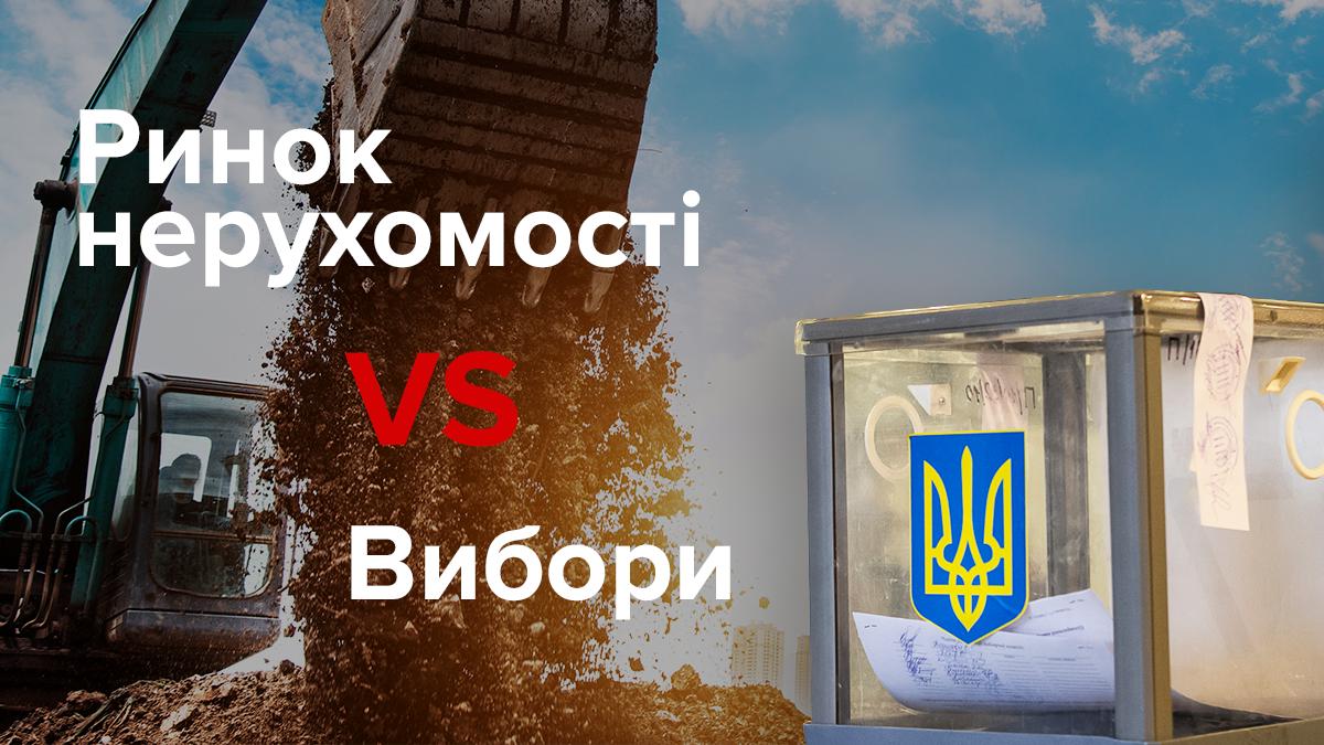 Вибори президента і ринок нерухомості України