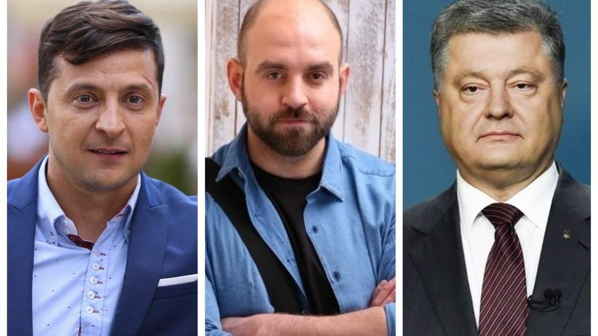 Хто буде ведучим дебатів Зеленського та Порошенка
