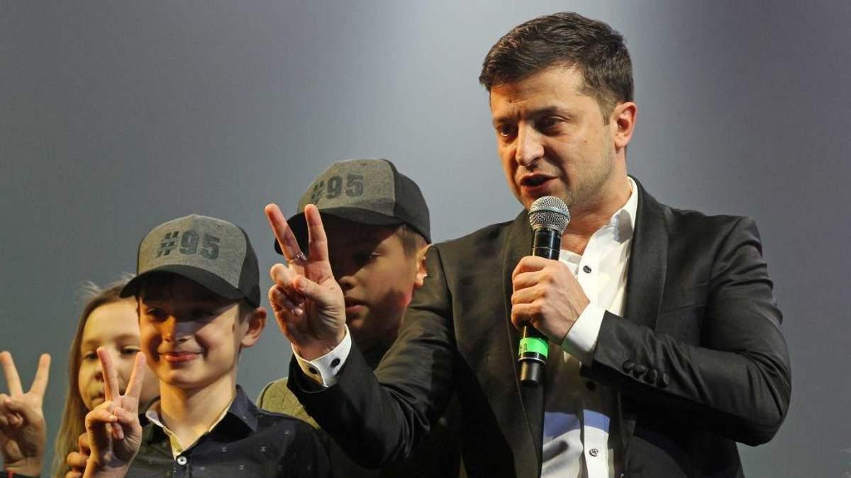 Зеленский отказался сдавать анализы на Олимпийском - видео