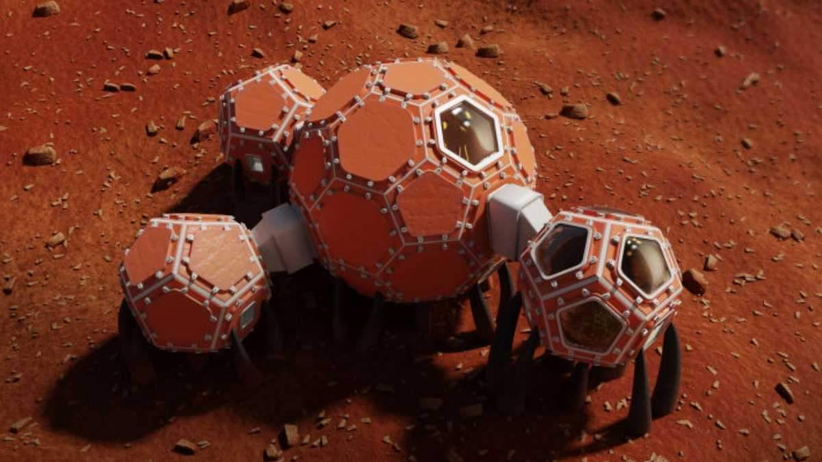 В NASA объявили трех финалистов конкурса 3D-Printed Habitat Challenge