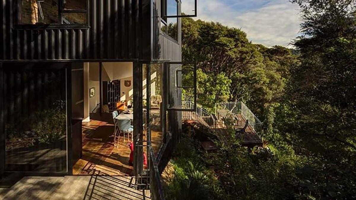 Чорний будинок у Новій Зеландії: чим він особливий
