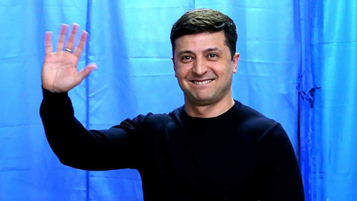 Зеленський не покаже декларації до другого туру виборів