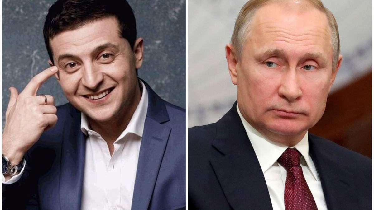 Зеленский не встанет на колени перед Путиным