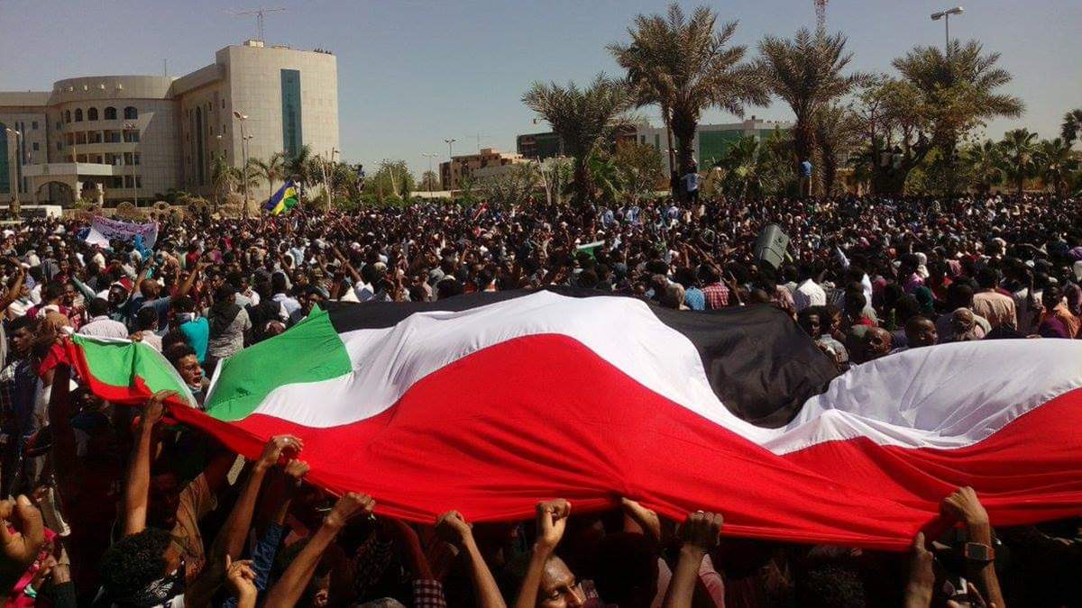 Протести у Судані