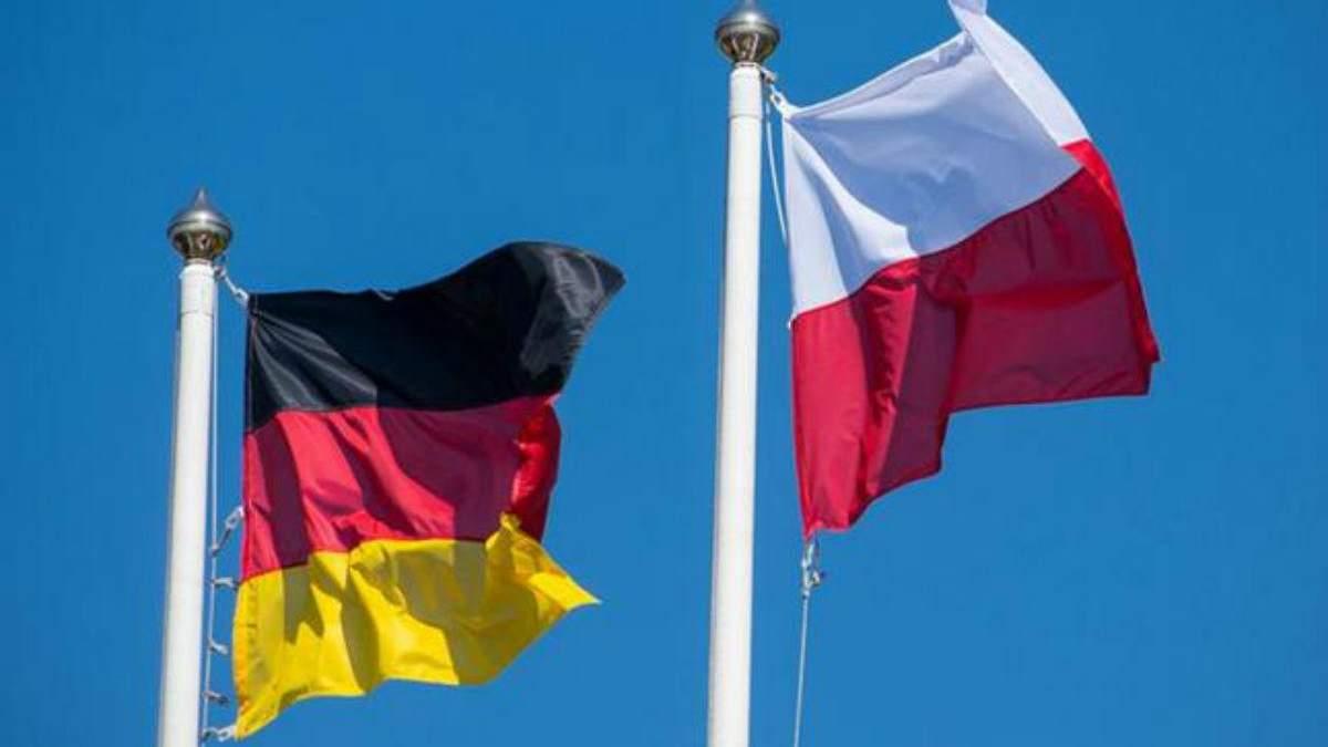 Польща вимагає репарацій від Німеччини