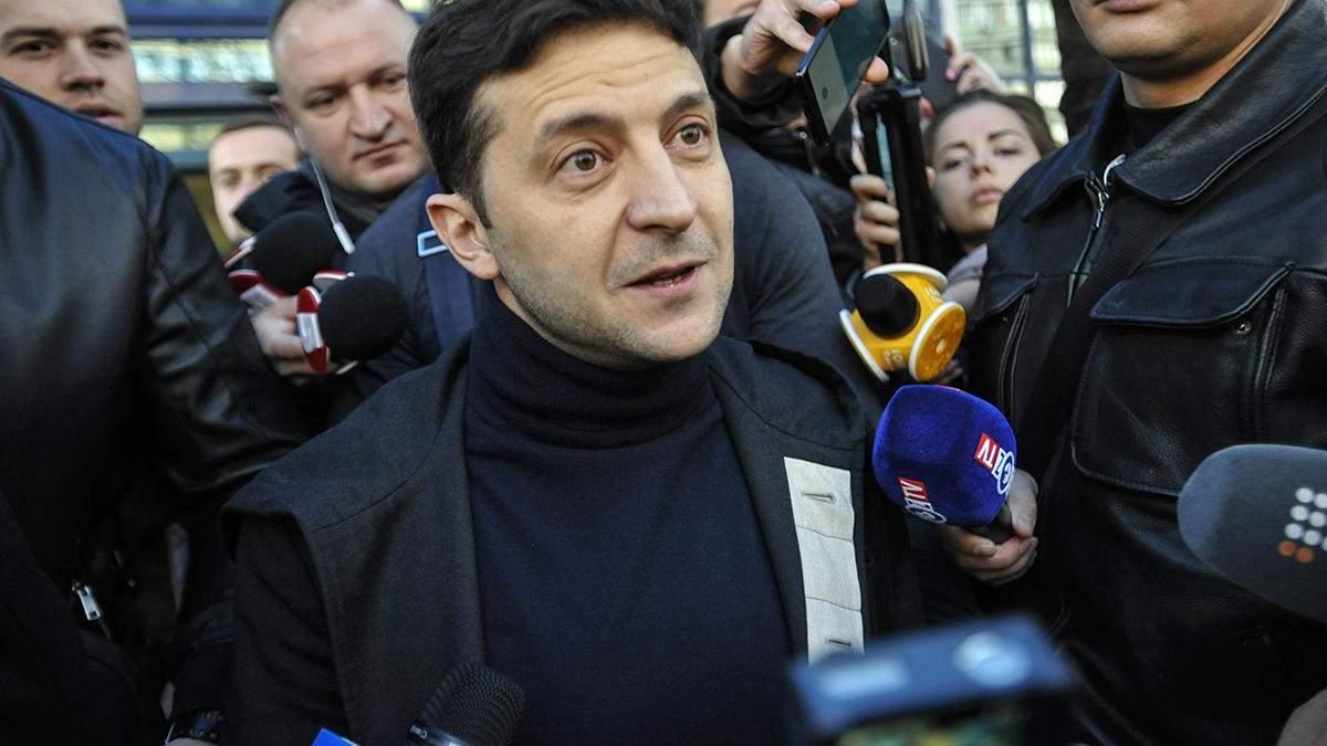 Зеленский заявил, что Украина должна начать платить пенсии жителям оккупированного Донбасса