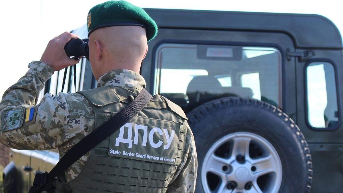 Троє порушників намагалися прорвати кордон на Одещині