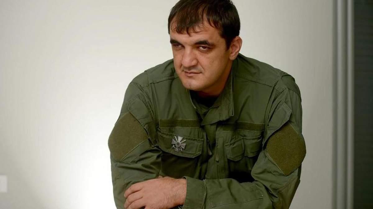 "Бойовик Олег Мамієв ""Мамай"""