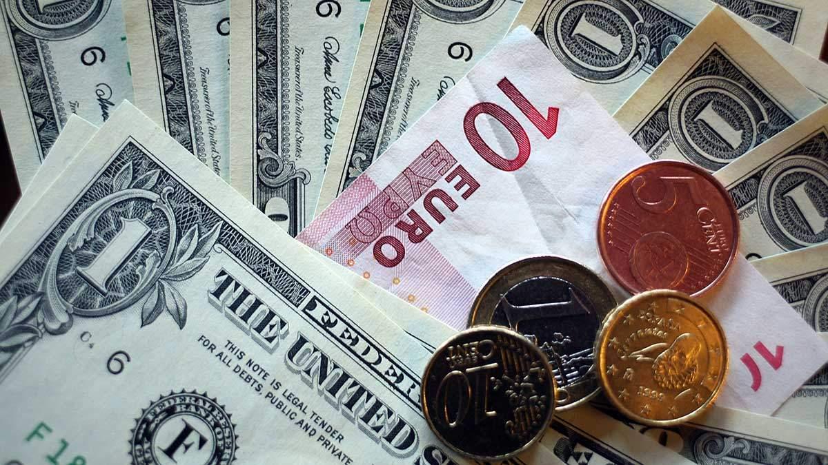 Наличный курс валют на 08.04.2019 - курс доллара и евро