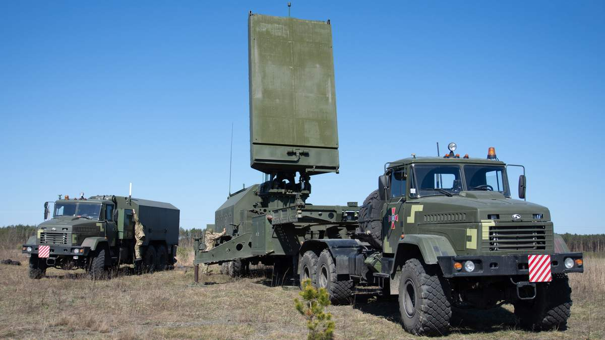 Українські військові випробували новий потужний радар
