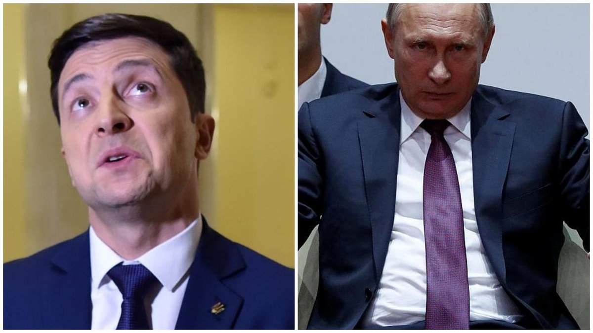 Разбирайтесь сами: в Кремле ответили на заявление Зеленского относительно переговоров с Путиным