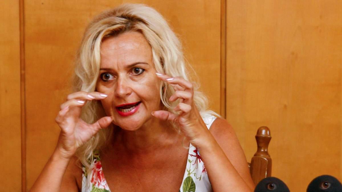 Ирина Фарион знаменита не так работой в парламенте, как скандальными заявлениями