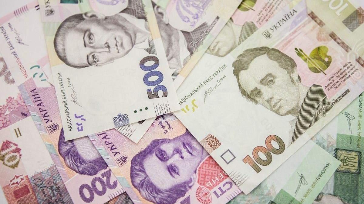 Середня зарплата в Україні за три роки зросла на 170 доларів