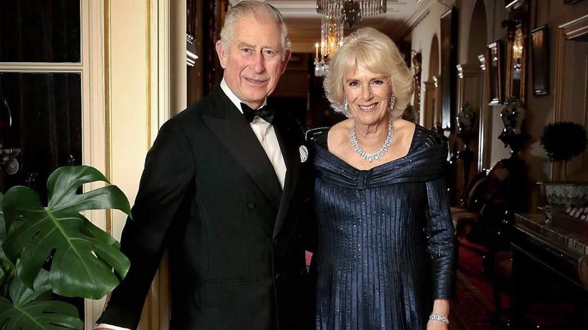 Принц Чарльз и Камилла Паркер-Боулз празднуют годовщину свадьбы