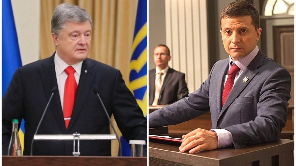 Зачем Порошенко и Зеленский устроили шоу с дебатами: объяснение медиаэксперта