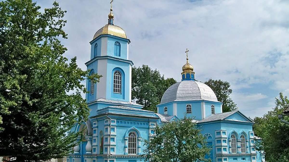 Церква у селі Птича перейшла до ПЦУ