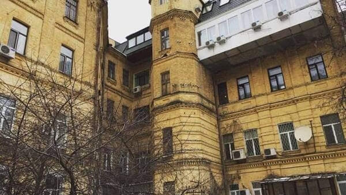 Руки прочь от исторических зданий!