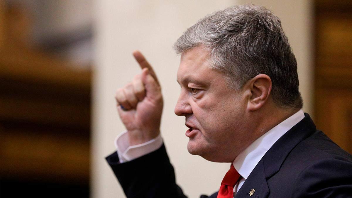 """Порошенко просить СБУ розібратися в неефективних """"перемовинах"""" Медведчука"""