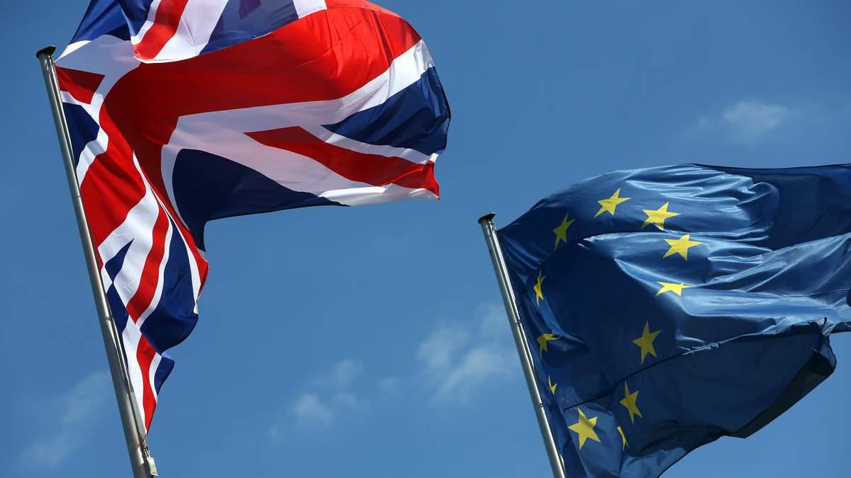 Следующий шаг за правительством Великобритании
