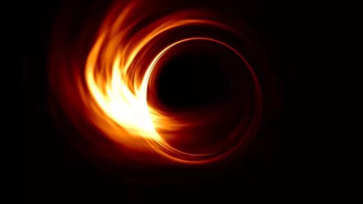 Кеті Боумен зробила фото чорної діри Sagittarius A * - фото
