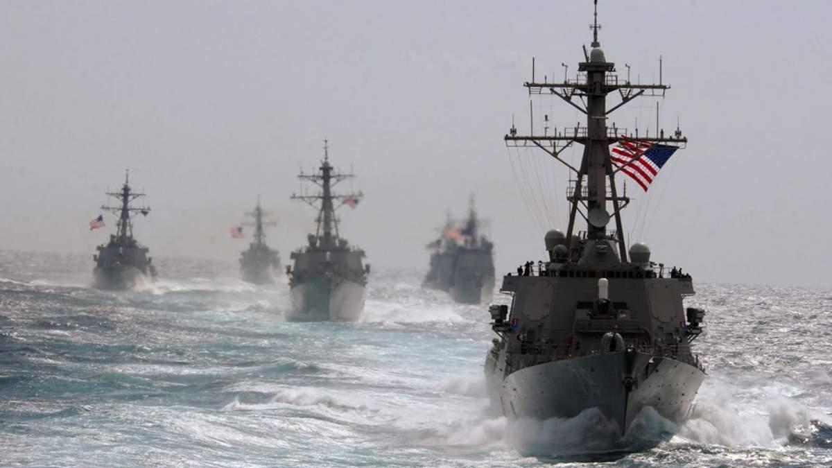 Российская агрессия в Черном море: что задумало НАТО