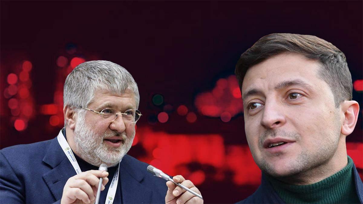 Коломойский подтвердил, что его адвокат – это юрист Зеленского