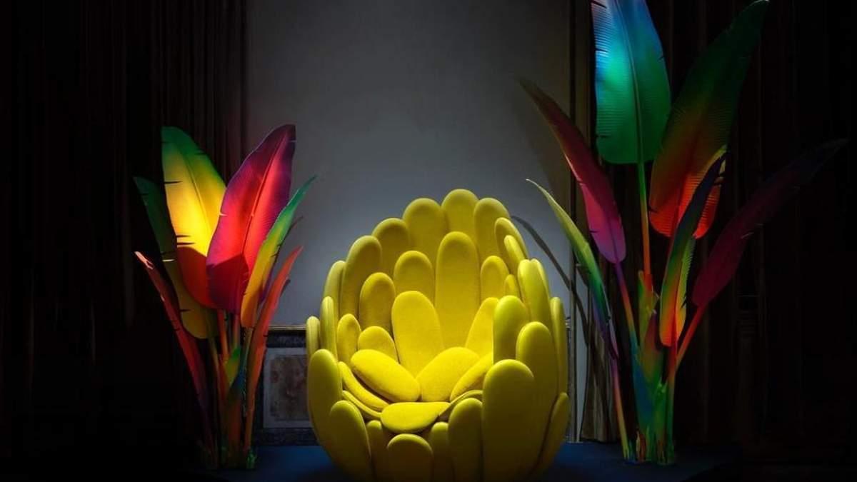 Louis Vuitton представив нову колекцію меблів