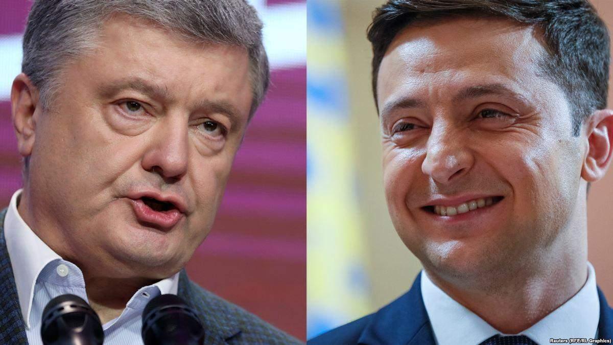 Суперечка Зеленського і Порошенка в ефірі: аналіз медіаексперта
