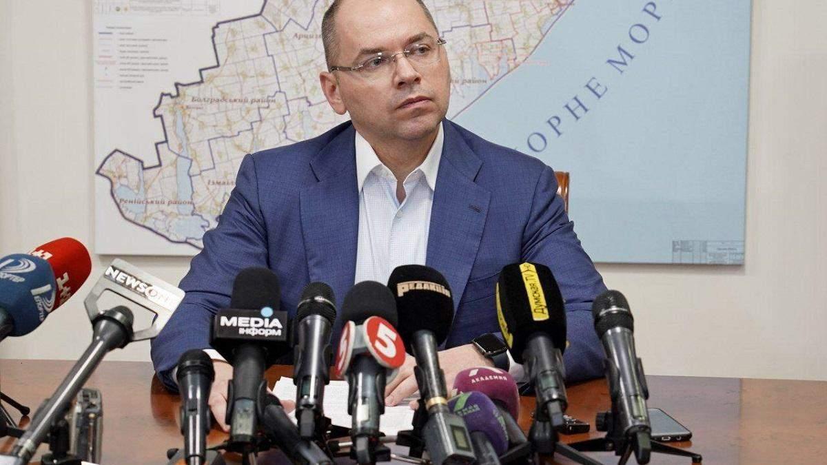 Порошенко підтвердив, що Максим Степанов був звільнений через чесні вибори