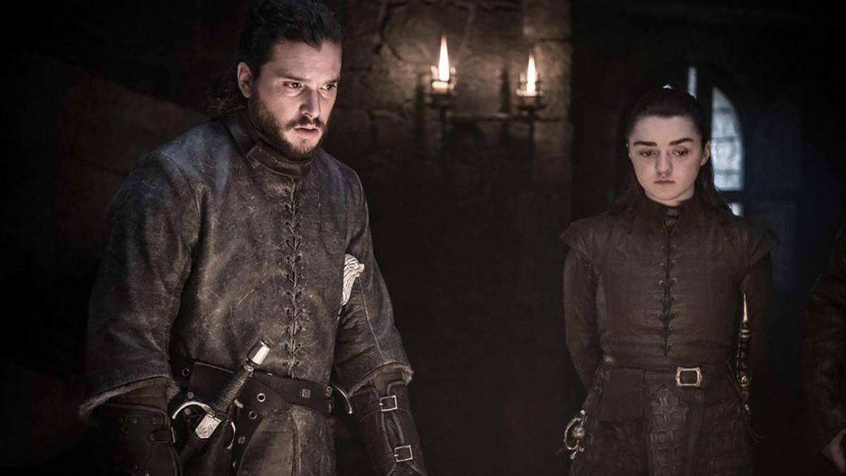 Гра престолів 8 сезон 2 серія - промо 2 серії дивитися онлайн