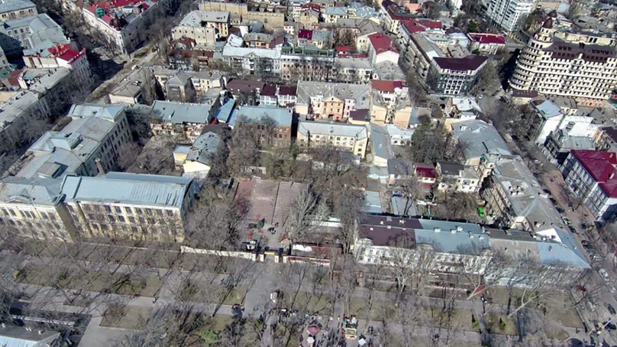 В Одесі у активістів вимагають 13 мільйонів компенсації через суботник у Літньому театрі - 14 квітня 2019 - Телеканал новин 24