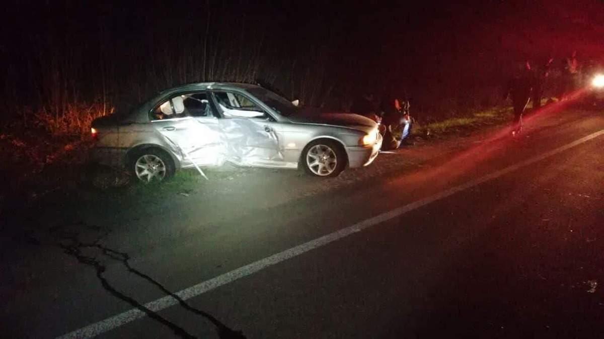 На Рівненщині п'яний водій влаштував перегони: його зупиняли зі стріляниною – фото