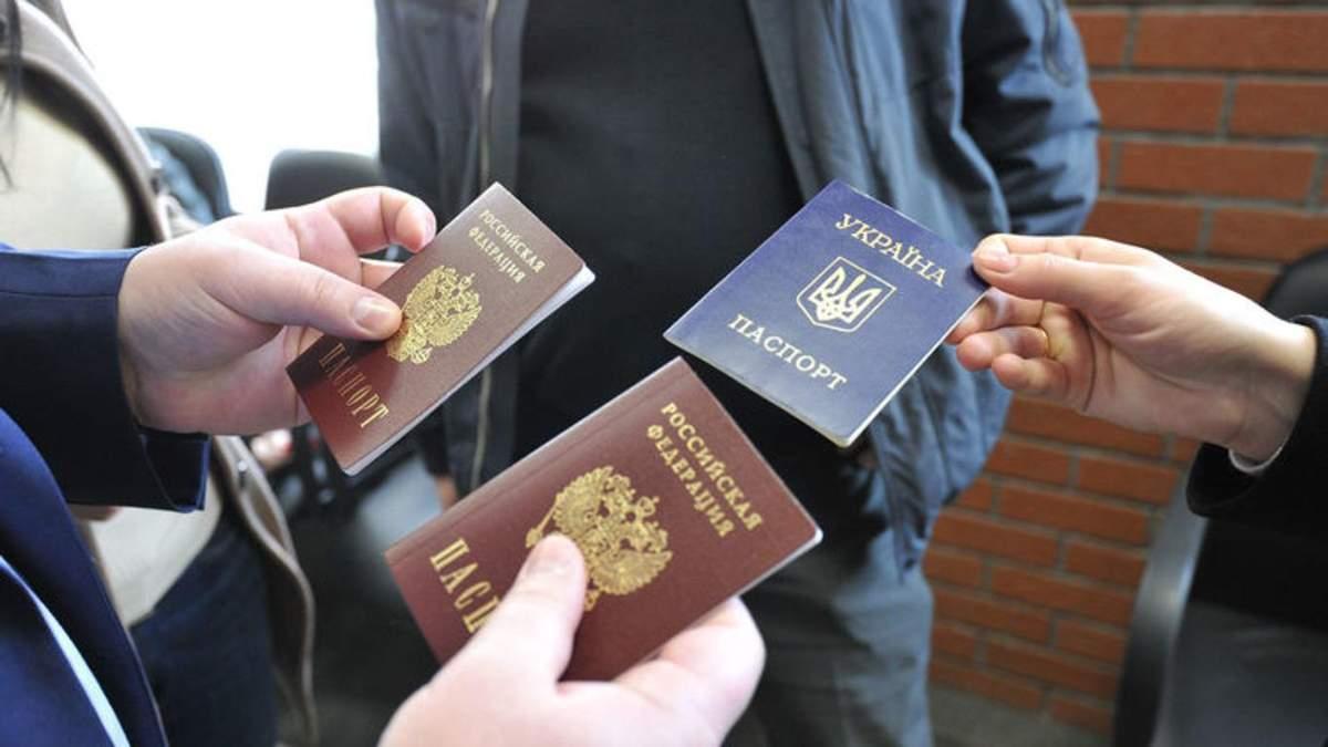 В России придумали, как проще выдавать паспорта на оккупированных территориях