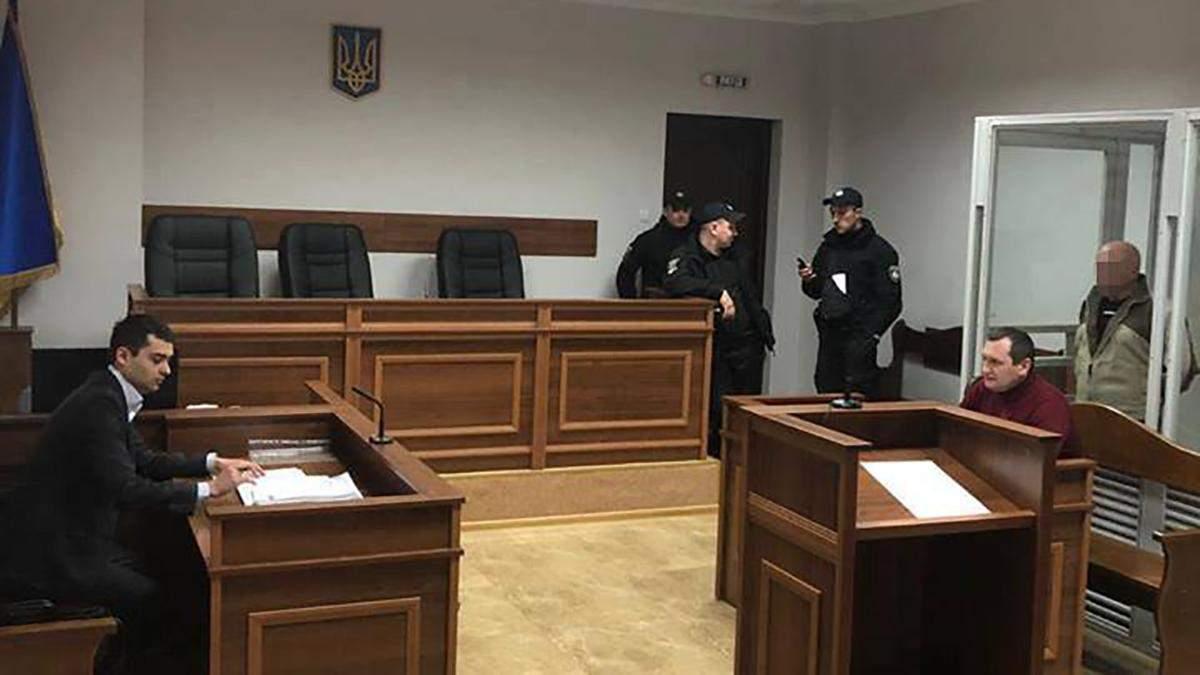 Вбивство ювеліра Кисельова: суд обрав запобіжний захід підозрюваним