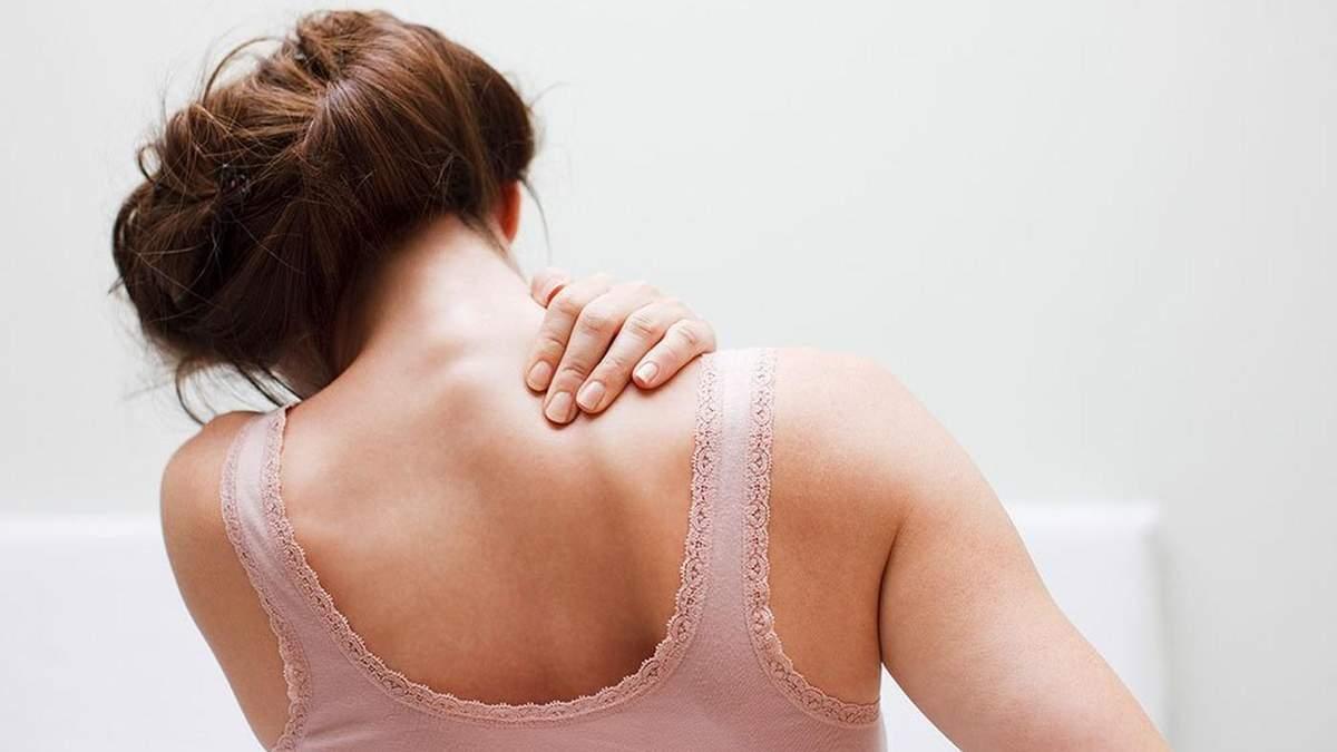 Біль у плечі - причини болю і діагностика