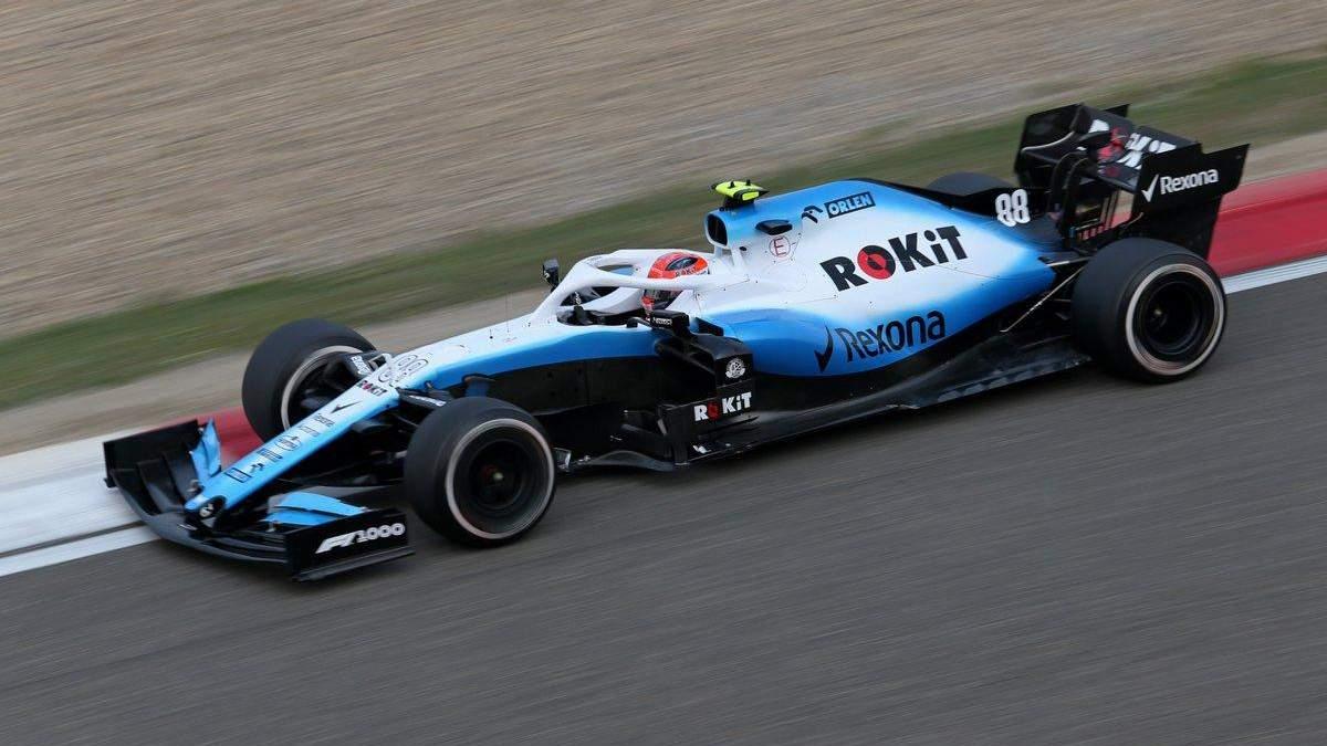 Williams може купити російський мільярдер