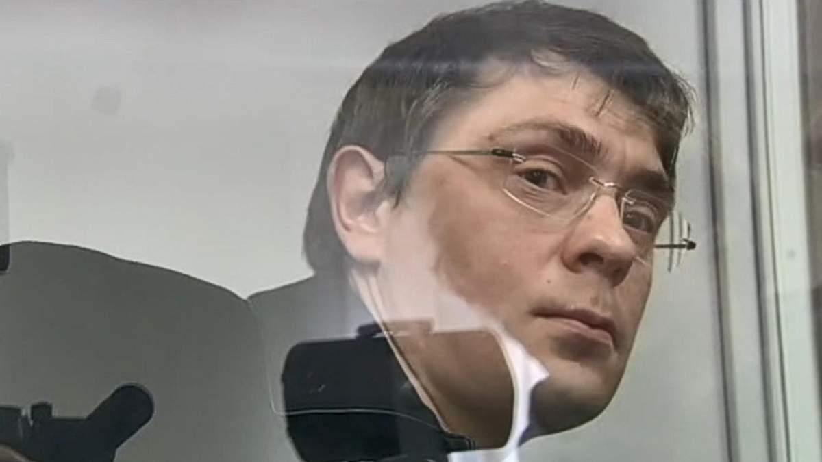 Крючкову обрали запобіжний захід