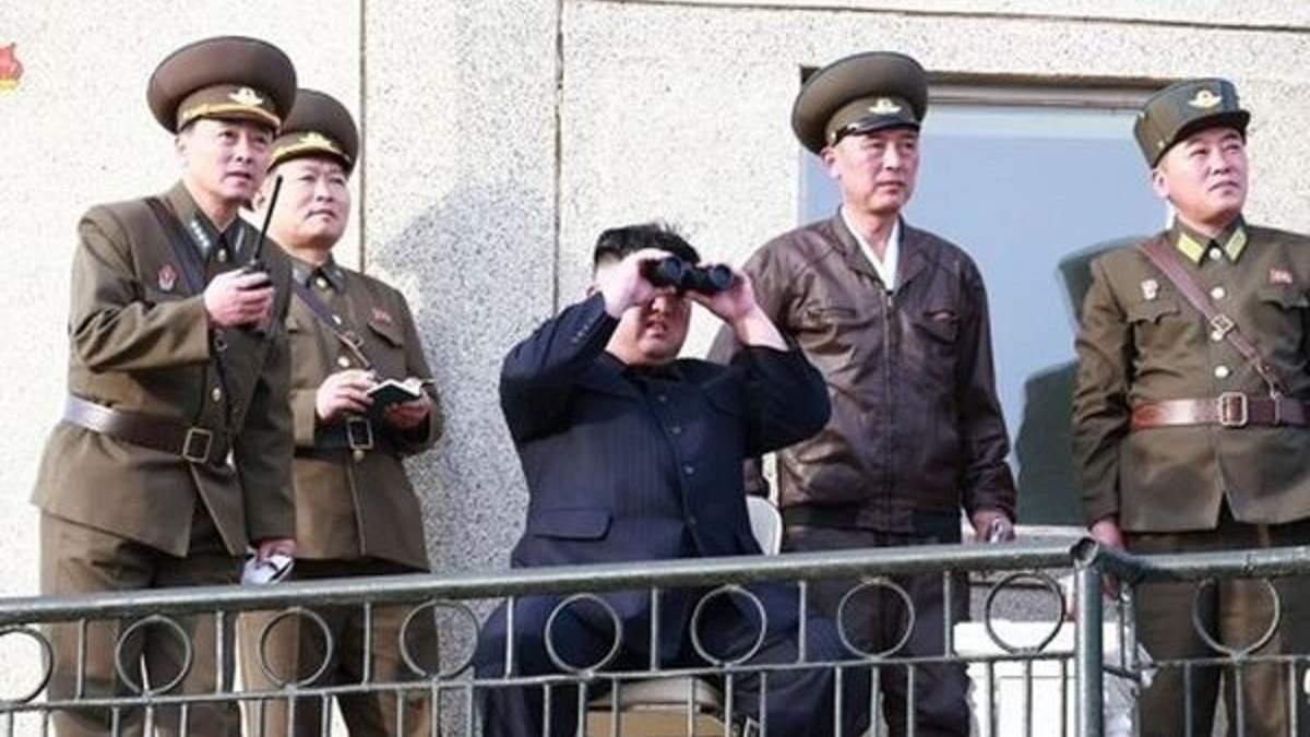 Северная Корея провела испытания нового оружия